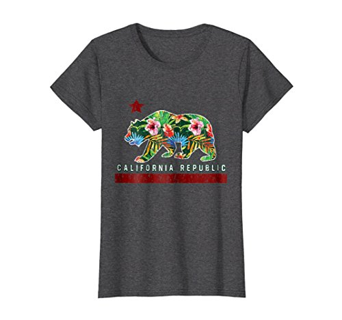 72678ff08 ... graphic collections available from Hanes. Comments. Womens Vintage  California Republic T-shirt Cali Life Home State Medium Dark Heather