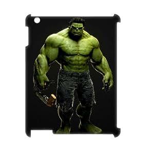 JJZU(R) Design New Fashion 3D Phone Case with Hulk for Ipad 2,3,4 - JJZU922668