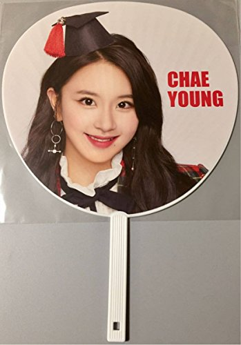 TWICE SHOWCASE LIVE TOUR 2018 Candy Pop うちわ チェヨン CHAEYOUNG 公式グッズ