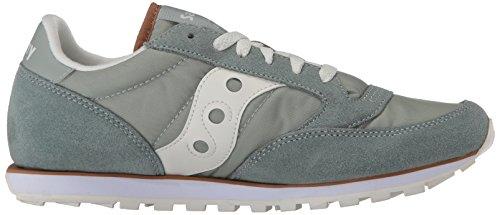 White Aqua Sneaker Saucony Grey Originals Jazz Women's Lowpro 4xAz0AXq