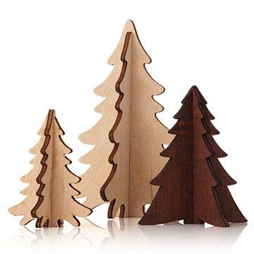 Thymes Frasier Fir Northwoods Wood Tree (Northwoods Fragrance)