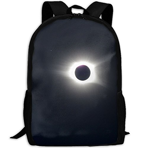 The Eclipse Unique Outdoor Shoulders Bag Fabric Backpack Multipurpose Daypacks For - Sunglasses Eclipse For Work Will The