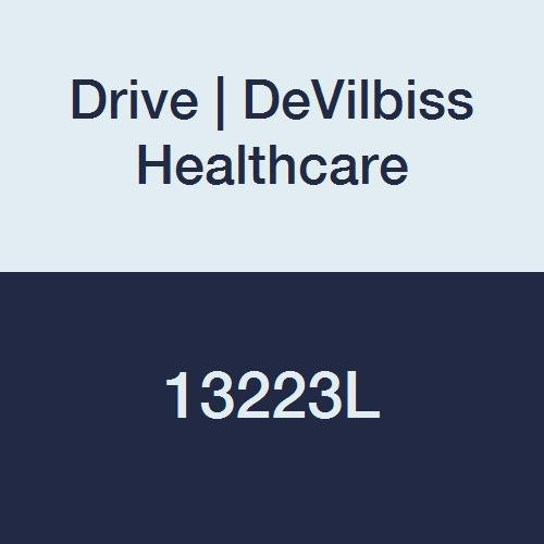 Drive DeVilbiss Healthcare 13223L Full Body Patient Lift Sling, Large, Length 58'', Width 45'', Polyester