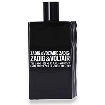 edf278fba8e Zadig   Voltaire This is Him! Eau de Toilette Spray 100ml  Amazon.co ...