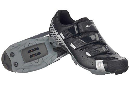 Scott MTB Comp RS Damen Fahrrad Schuhe schwarz/silber 2017