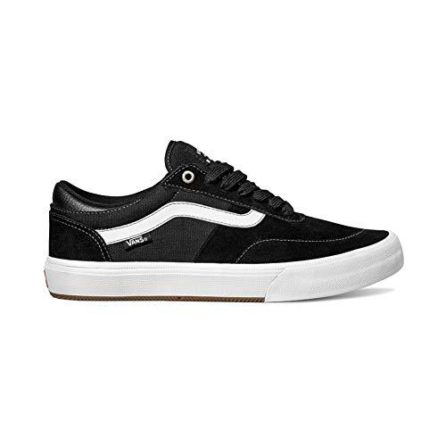 Vans Men's Gilbert Crockett Pro (Chambray) Skate Shoe Black/White 11.5 D(M) US