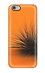 lintao diy Hot Fashion HcFDRau9376EpBMZ Design Case Cover For Iphone 6 Plus Protective Case (orange Chaos Black) Kimberly Kurzendoerfer