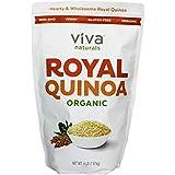 Viva Naturals Organic Quinoa, Whole Grain, Non-GMO (4lbs)