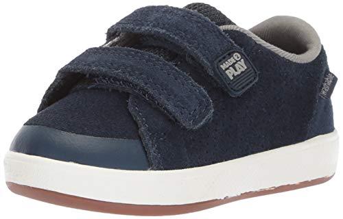 Stride Rite Boys' M2P Jude Sneaker Navy 7 W US Toddler