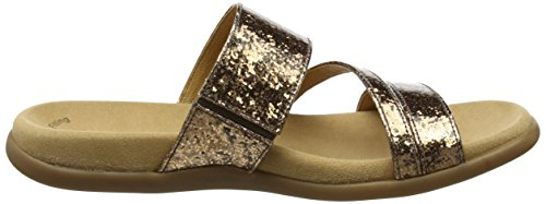 Gabor Shoes 63.703, Chanclas Mujer Beige (space 78)