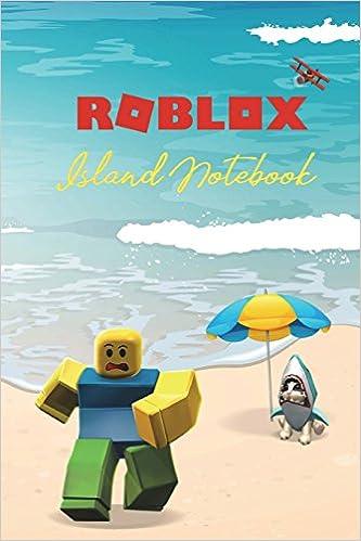 Roblox Island Notebook libro libreta cuaderno