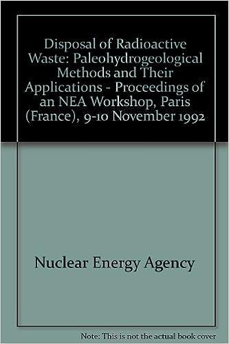 Télécharger des livres complets Les méthodes paléohydrogéologiques et leurs applications dans le stockage des déchets radioactifs PDF FB2 iBook 9264038922