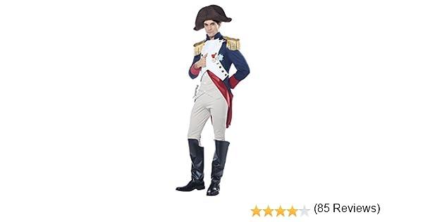 Disfraz de emperador Napoleón para hombre: Amazon.es: Juguetes y ...
