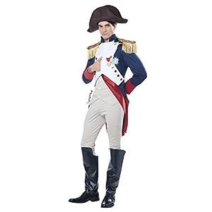 California Costumes Men's Napoleon French Emperor Costume