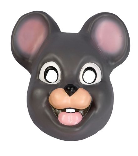 Deluxe Adult Mouse Mask]()
