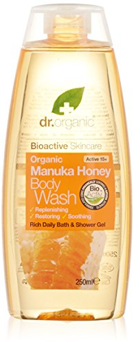 Dr Organic Manuka Honey Body Wash