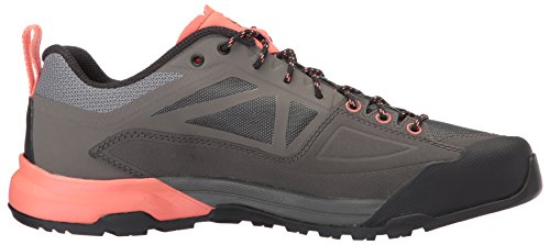 Running Beluga W Spry 000 Women's Grey Coral Castor Shoes X Alp Salomon Grey Gray Living qcXBPc