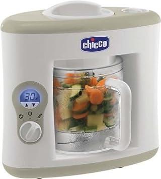 Chicco CuociPappa Sanovapore - Robot vaporera para alimentos infantiles: Amazon.es: Juguetes y juegos