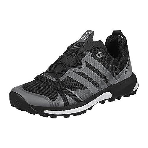 new concept 45035 4bf98 adidas Terrex Agravic W, Zapatos de Senderismo para Mujer, Negro (Nero  Negbas