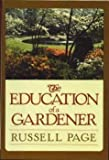 Education of Gardener, Russell Page, 0394531345