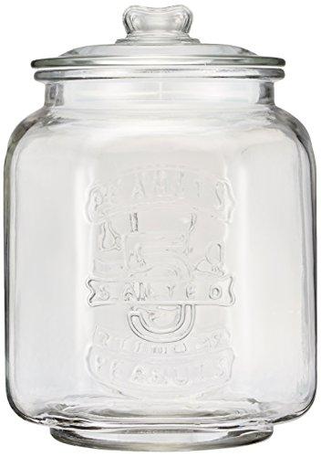 Glass cookie jar CH00-H05 (japan import)