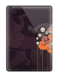 Fashion Tpu Case For Ipad Air- Funny Defender Case Cover