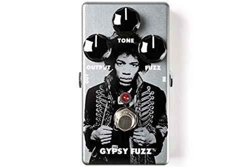 Other Dunlop JHM8 Jimi Hendrix Gypsy Fuzz Pedal Limited Edition 1500 pcs Worldwide (