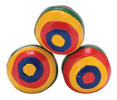 Schylling - Striped Juggling Balls by Schylling