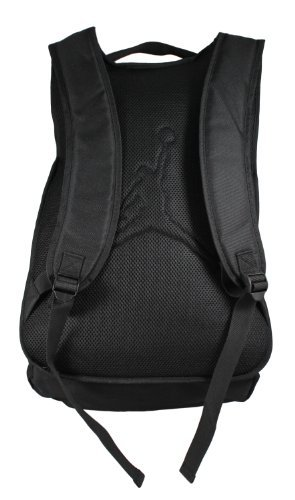 Nike Jordan Jumpman 23 Round Shell Style Backpack - Black