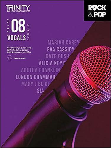 Como Descargar Un Libro Gratis Trinity College London Rock & Pop 2018 Vocals Grade 8 Cd Only Fariña PDF