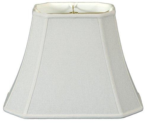 rectangle cut corner lamp shade