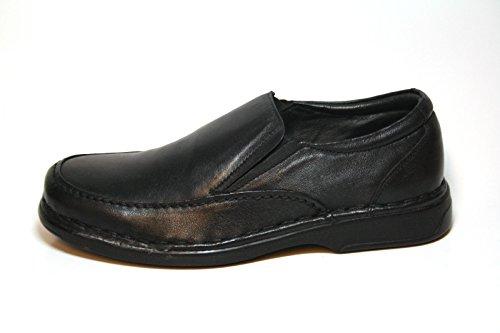 Ludosport 425070, mocassins homme, mocassins & noir 40 (sans emballage)