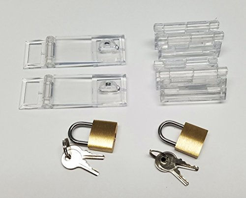 Which is the best acrylic hinges and locks?