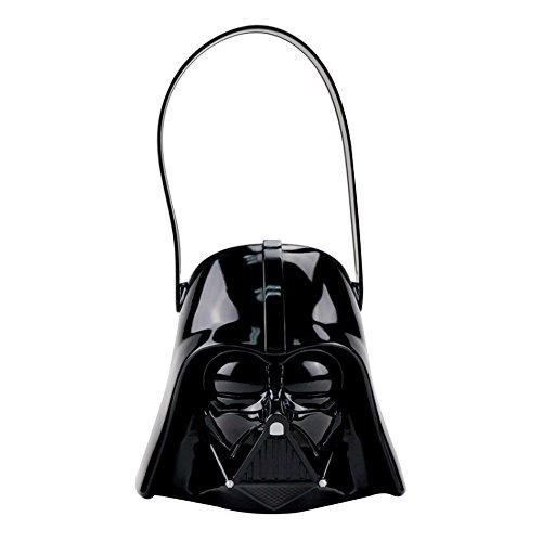 Treats Halloween Pail (Star Wars (Stcfd) Figural Plastic Bucket, Medium)