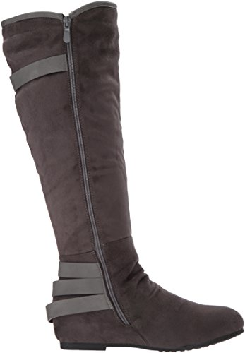 Calf Knee Akris Dream Women's High Wide Grey Boot Pairs q18wt
