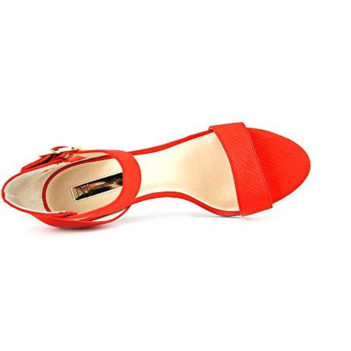 INC International Concepts - Sandalias de vestir para mujer naranja