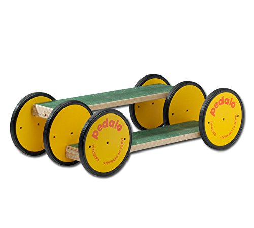 Pedalo® Combi I Doppel-Pedalo I Lang I Gleichgewichtstrainer I Koordination I Balance