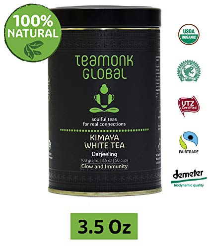 Darjeeling and Nilgiri Organic Oolong White Teas and Tea Gift Collection Packs