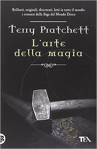 Risultati immagini per L'arte della magia Pratchett
