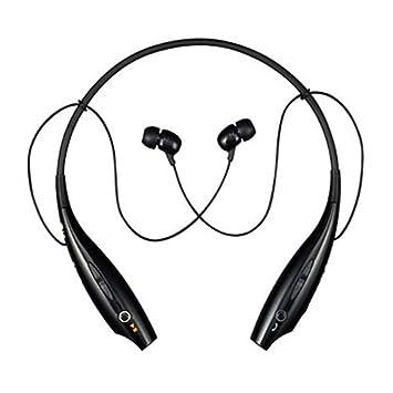 LG Tone HBS-700 - Lote de auriculares bluetooth sin cables, color negro y amarillo: Amazon.es: Electrónica