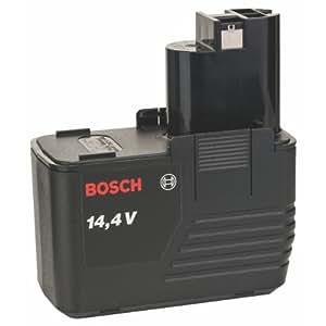 Bosch 2 607 335 160  - Batería plana de 14,4 V - SD, 1,5 Ah, NiCd (pack de 1)