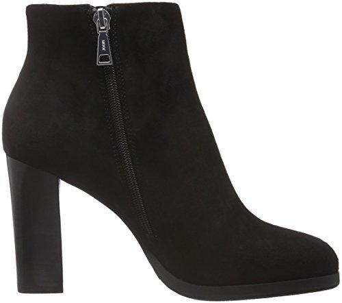 Joop! Viola Ankle Boot II Suede, Stivali Corti Donna Nero (Nero (900))