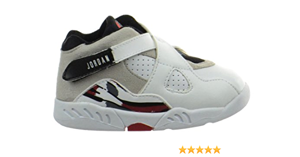 Amazon.com | Jordan 8 Retro (TD) Baby