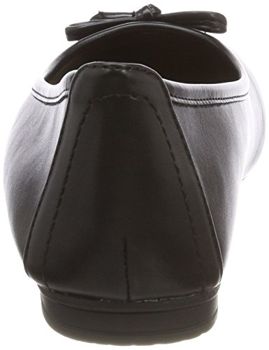 Softline Soft Line 22163-20 - 022 Negro Nappa (man-made) Zapatos Para Mujer