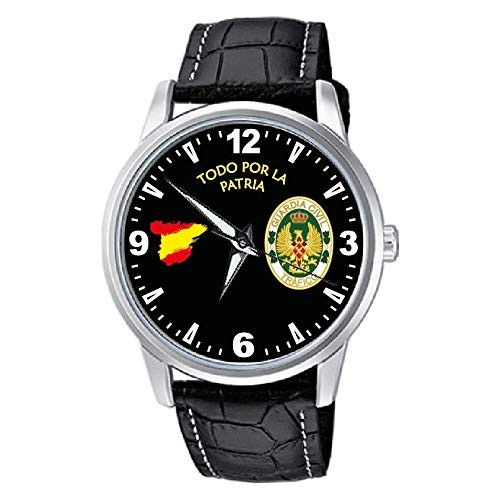CASIO® Reloj Guardia Civil Tráfico Sumergible: Amazon.es ...