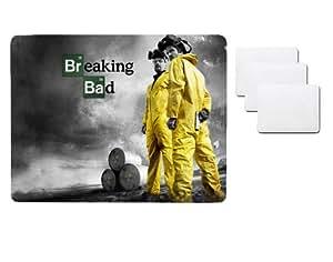 Premium calidad alfombrilla de ratón con diseño de Breaking Bad