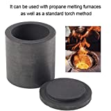4040mm High Purity Graphite Melting Crucible