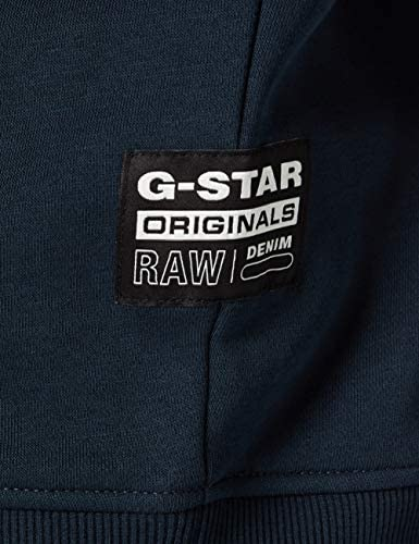 G-STAR RAW Reinforced Crew su/éter para Hombre