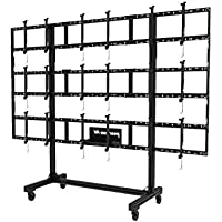 Modular 3x3 Vid Wall Cart