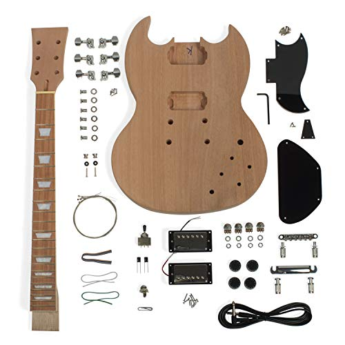 StewMac Build Your Own DIY G-Style Electric Guitar Kit